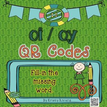 oi & oy QR Codes