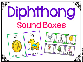 oi & oy Sound Boxes