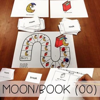oo as in Moon or Book Orton-Gillingham