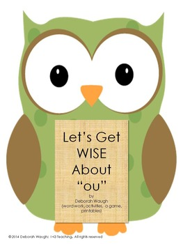 "ou: Get wise About ""ou"""