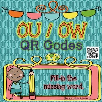 ou & ow QR Codes