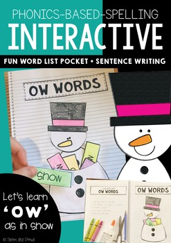 ow Interactive Notebook Lesson