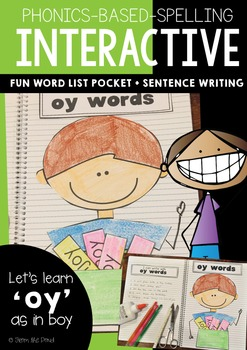 oy Interactive Notebook Lesson
