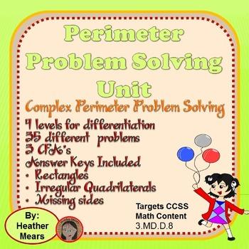 Perimeter Problem Solving