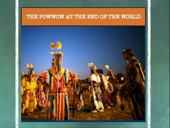"""Poetry Analysis--Drawing a Conclusion """"The Last Powwow at"""