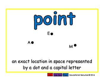 point/punto geom 2-way blue/verde