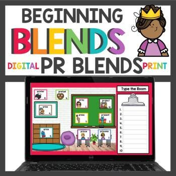 Beginning R Blends pr