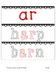 r Controlled Vowel Word Mats