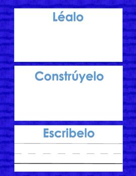 read it... build it... write it... (spanish edition)