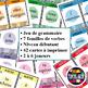 French/FFL/FSL - Games - Seven Families - Verbs 5 - Présent