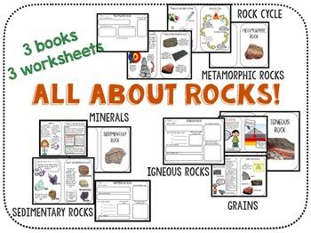 rocks!  Igneous, metamorphic, sedimentary, minerals, grain