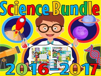 science and history growing bundle