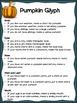 second grade ELA grammar and writing fall centers/activities