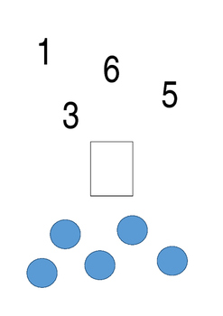 shape and number assessment sheets