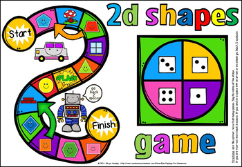 shapes game and activities(FREE- FEEDBACK CHALLENGE)