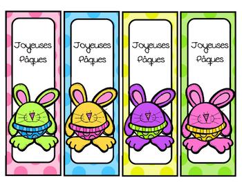 signets pour Pâques