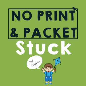 *NO PREP* STUCK Pre-literacy Speech Therapy Companion: Pho