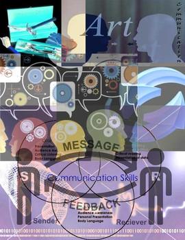 social skills communication skill implementation visual art