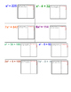 solving exponent equations smartboard notes