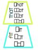 spelling pattern trapezoids