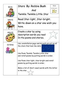 think tank: stars