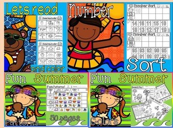 summer packet endless product