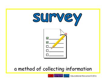 survey/encuesta prim 2-way blue/rojo