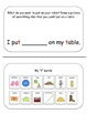 /t/, /d/, and /n/ words mini readers