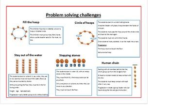 team building challenges