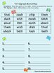 th Digraph Butterfly Card Game
