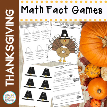 Thanksgiving Math Capers Fun Math Stations Aligned with Co