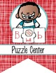 the BRAINY BUNCH - Center Signs / editable MS Word