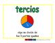 thirds/tercios meas 2-way blue/verde