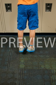 Stock Photo Styled Image: Student Reaching #2 -Personal &
