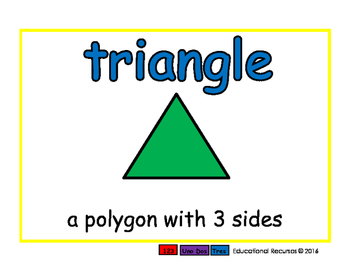 triangle/triangulo geom 2-way blue/verde