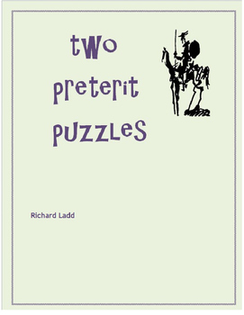 two preterit puzzles in Spanish