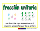unit fraction/fraccion unitaria meas 2-way blue/verde