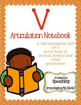 /v/ Articulation Notebook!