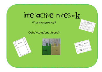 what is a sentence qu'est-ce qu'une phrase