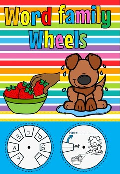 word wheel et family (free)