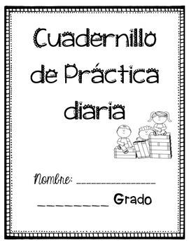 word work booklet - cuadernillo de trabajo con palabras
