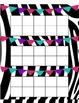 zebra stripe ten frames