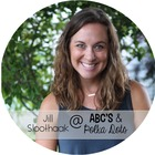 ABCs and Polka Dots