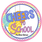 Andrea Ho- Cheers To School