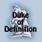 Duke of Definition
