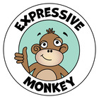 Expressive Monkey-The Art Teacher's Little Helper