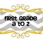 First Grade A to Z