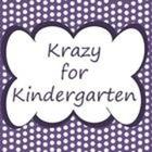 Krazy for Kindergarten
