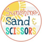 Sunshine Sand and Scissors
