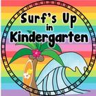 Surf's Up in Kindergarten